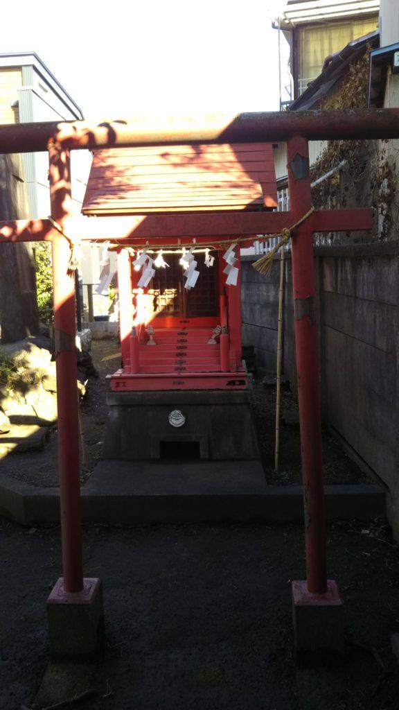 田柄天祖神社・稲荷神社