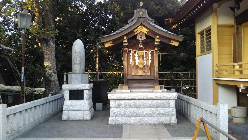 品川神社・祖霊社
